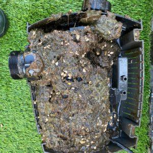 Zorg voor een voldoende sterke filter en goed filteronderhoud